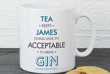Personalised Mugs / Are you looking for a stunning new mug well we have plenty of options for you