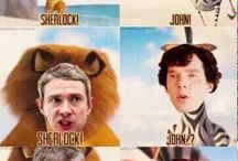 Sherlocked stuff