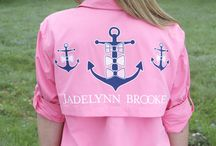 Anchored in the South / by Jadelynn Brooke