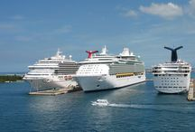 Beautiful cruise ships at sea & in port / Ships of Major Cruise Lines (Royal Caribbean,  Carnival Cruise Lines, Crystal Cruises,  Princess Cruises,  Costa Cruises ,Celebrity Cruises, Cunard, Norwegian Cruise Line, MSC Cruises, Disney Cruise Line, Holland America Line)