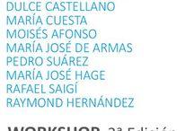 """III Exposición del """"Workshop. Innovación en el sector artesanal"""", 2014 / El curso """"Workshop. Innovación en el sector artesanal"""" es un proyecto organizado por el Cabildo Insular de Tenerife e impartido por el Estudio Ochoa y Díaz Llanos, con el fin de aportar nuevas herramientas creativas y métodos de trabajo para la elaboración de productos artesanos innovadores y competitivos. Han sido 10 los artesanos seleccionados que han participado en esta tercera edición. Fecha exposición: del 3 a 11 julio 2014 (Sala Bronzo-La Laguna). Artesanía de Tenerife."""