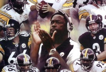 Steelers!!!!!!!!!!!! / by Brittany Gerace