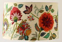 Crewel Embroidery / Crewel
