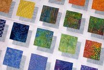 Nähen: quilt blocks 3D