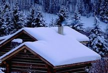 Ski Chalets and Cabins