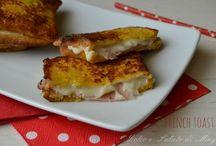 Toast e sandwich