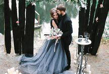 Оформление свадеб / Идеи для свадебных церемоний