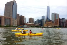 Kayaks / Are you kayaking down the Hudson? Here are some pins for you to see!