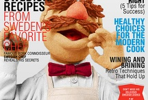 Muppets' Magazine Covers / Magazine covers featuring everyone's favorite Muppets.