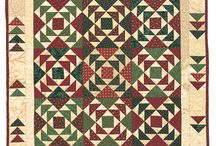 Christmas Quilts / by Karen Dismore Sprunger