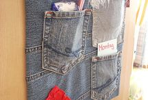 DIY - Recycle jeans