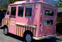 ~Jean and Judith's Excellent Ice Cream Truck Adventure~ / Travel with Judith and I as we tour the countryside in our dream adventure of delivering candy and ice cream to all our friends!  ~J and J may need help stocking the truck, apply within~ / by Jean Gray