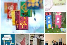 Homeschool:  Handicrafts / by Debbie Didreckson