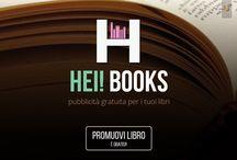 Hei Books / Pubblicità gratuita dei tuoi libri.  http://www.heibooks.com