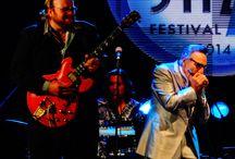 Rio das Ostras Jazz & Blues / Fotos que fiz da banda Rick Estrin and the Nightcats.