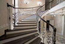 My favorite stairs / Мои любимые лестницы, которые я делаю всю свою жизнь, как поняла важность материального подтверждения собственного существования. ( не слишком сложно?)