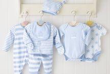 Recién nacido / La ropa ideal para tu precioso bebé.