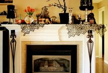 Fireplaces / by Amber Surdam