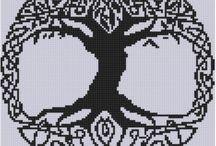 Cross Stitch / by Kimberly Metcalf-Vernon
