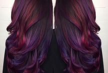 Hair Inspiration: Colors