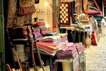 bazaars