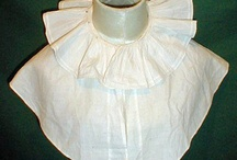 Regency Chemisettes, Ruffs and Underwear