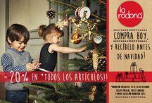 Es Navidad en La Rodona / Fotos de nuestra colección para estas Fiestas de la marca Name It. Visítanos en nuestras tiendas físicas y en la tienda online también http://bit.ly/1AMh1Se
