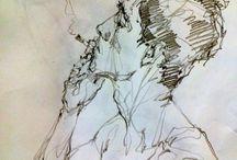 Kunst Zeichnungen