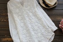 Camicie bianche