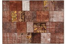 Patchwork  / Hand made Patchwork Rug