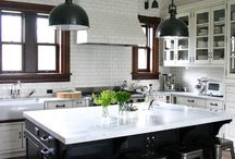 Home Renovation / Befores, afters, and in-betweens