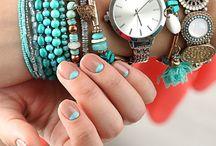 Belts + Bracelets + Watches