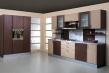 Mutfak Dolapları / Mutfaklarınıza renk katacak şık mutfak dolapları Show Mobilya'da.