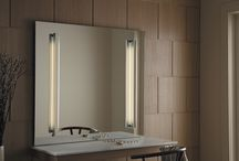 Neutral Territory / Trending Now: Bathrooms in Toned-Down Hues.