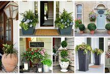 Ornamente pentru terasa sau gradina