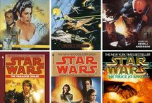 Star Wars EU / Legends / What Disney has refused to accept as canon. Books, Comics, Video Games, TV shows and Specials.