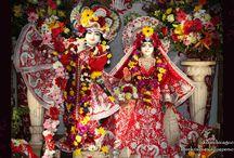 ISKCON Chicago - KIshore Kishori / Beautifull wallpapers of KIshore Kishori Of ISKCON Chicago maid by ISKCON Desire Tree