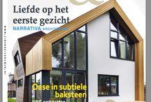 Diverse bouwstijlen architectuur