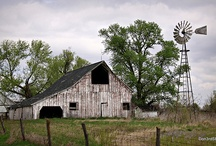 Old Barns / by Roger Worsham