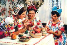 Viselet - magyar - kalocsai
