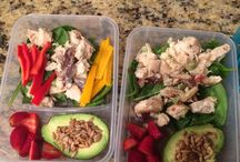 Competition Health and Meal Prep / by Vanessa Potts
