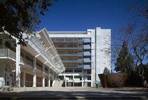 RM 2006 UCLA Eli&Edythe Broad Art Center Los Angeles, California 1999 - 2006 / RICHARD MEIER