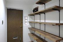 家・部屋 / 収納、デスク、棚、片付け