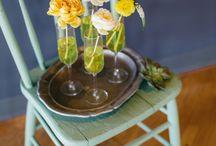 Springtime Botanical Wedding Inspiration