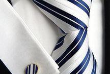 Trajes y corbatas
