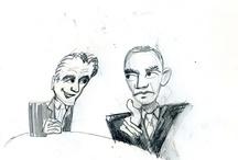 Drawing politics