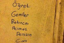 Türkçe Sözler Tumblr