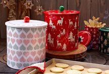 Kuchnia w świątecznym klimacie / Dekorując mieszkanie na Święta, warto pamiętać również o kuchni :)
