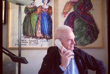 """Working / """"In quel paesaggio vidi due pezzi di tavolato e una sedia. Era il contrario di una rovina. Parti di un futuro palazzo."""" Cit. Jean Cocteau"""