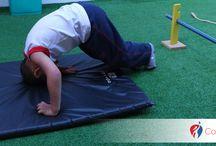Atividades de Educação Física do Maternal / Atividades de Educação Física do Maternal